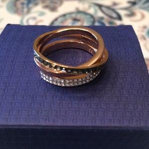 c9a8bed51 Swarovski Jewelry   New Hero Ring Ros 58   Poshmark